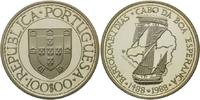 100 Escudos 1988, Portugal, Zeitalter der port.Entdeckungen - Umrundung... 21,00 EUR kostenloser Versand