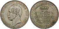 Konventionstaler 1863, Anhalt-Dessau, Leopold Friedrich, 1817-1871, fle... 180,00 EUR kostenloser Versand