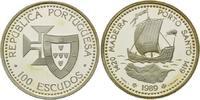 100 Escudos 1989, Portugal, Insel Madeira - Zeitalter der portugiesisch... 24,00 EUR kostenloser Versand