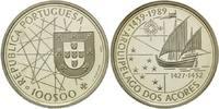 100 Escudos 1989, Portugal, Azoren - Zeitalter der portugiesischen Entd... 24,00 EUR kostenloser Versand