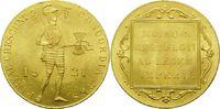 Dukat 1921, Niederlande, Wilhelmina I., 1890-1948, winz.Kr., vz-f.st  182,00 EUR kostenloser Versand