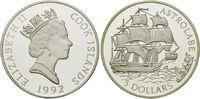 5 Dollars 1992, Cook Inseln, Geschichte der Seefahrt - Expeditionsschif... 10,00 EUR  zzgl. 6,40 EUR Versand