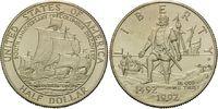 Half Dollar 1992, USA, 500 Jahre Entdeckung Amerikas, Kolumbus bei der ... 7,00 EUR  zzgl. 6,40 EUR Versand