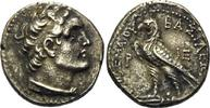 Didrachme 193 v. Chr., Ägypten, Ptolemaios V., 204-180 v. Chr., ss-vz  285,00 EUR kostenloser Versand