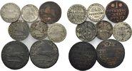 Lot 8 Kleinmünzen 1693-1851, Hannover / Braunschweig-Lüneburg, Lot von ... 75,00 EUR kostenloser Versand