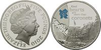 5 Pfund 2010, Großbritannien, A Celebration of Britain: The Spirit Coll... 39,00 EUR kostenloser Versand