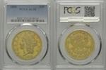 20 Dollars 1850, USA, Liberty Head Double Eagle, PCGS AU50  2750,00 EUR kostenloser Versand