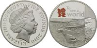 5 Pfund 2010, Großbritannien, A Celebration of Britain: The Body Collec... 39,00 EUR kostenloser Versand