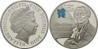 5 Pfund 2010, Großbritannien, A Celebration of Britain: The Spirit Coll... 39,00 EUR kostenloser Versand