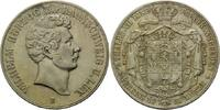 2 Vereinstaler = 3 1/2 Gulden 1855 B, Braunschweig-Wolfenbüttel, Wilhel... 345,00 EUR kostenloser Versand