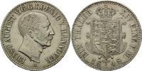 1 Taler 1848, Hannover, Ernst August, ss kl.Kr.  78,00 EUR kostenloser Versand