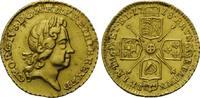 1/4 Guinea 1718, Großbritannien, Georg I, 1714-1727, vz  890,00 EUR kostenloser Versand