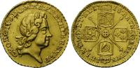 1/4 Guinea 1718, Großbritannien, Georg I, ...