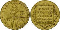 Dukat 1790, Niederlande, Utrecht, ss  359,00 EUR kostenloser Versand