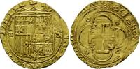 Escudo o.J., Spanien, 16. Jh., Phillip III,  Mzz: S = Sevilla, f.ss  640,00 EUR kostenloser Versand