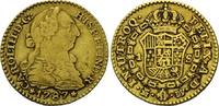 Escudo 1787 M-D.V, Spanien, Karl III, Mzz.: M = Madrid, ss  339,00 EUR kostenloser Versand