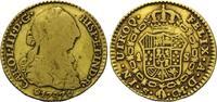 Escudo 1787 S-CM, Spanien, Karl III, Mzz.: S = Sevilla, f.ss  329,00 EUR kostenloser Versand