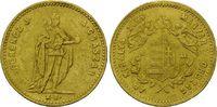 Dukat 1869 KB, Ungarn, Franz Joseph I, ss  349,00 EUR kostenloser Versand