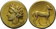 AV Shekel-Didrachme 310-270 v.Chr. Zeigitana / Kartago Stadt Kartago, E... 3380,00 EUR kostenloser Versand