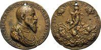 Renaissiance Medaille 1548, Italien, Gian Giacomo Trevulzio v.Pier Paol... 975,00 EUR kostenloser Versand