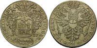 32 Schilling 1727 IHL, Hamburg, Stadt, Karl VI, vz kl.Kr.  195,00 EUR kostenloser Versand