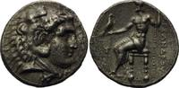AR Tetradrachme 323-305 v.Chr., Ägypten, P...