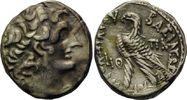 AR Tetradrachme 63 v.Chr., Ägypten, Ptolem...