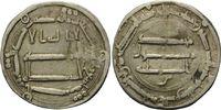 AR Dirhem AH 144 (AD762) Abbasiden, Al Mansur (AH136-158), Dirham, Basr... 50,00 EUR kostenloser Versand