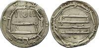 AR Dirhem AH 161 (AD778) Abbasiden, Al Mahdi (AH158-169), Dirham, Bagda... 40,00 EUR kostenloser Versand