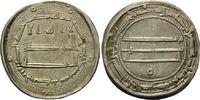 AR Dirhem AH 169 (AD785) Abbasiden, Al Mahdi (AH158-169), Dirham, Riad,... 50,00 EUR kostenloser Versand