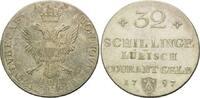 32 Schilling 1797 Lübeck Stadt ss-vz  120,00 EUR kostenloser Versand