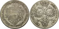 48 Schilling 1752 JJJ Lübeck, Stadt, gutes ss  125,00 EUR kostenloser Versand