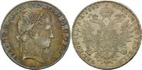Taler 1841 A, Haus Habsburg, Ferdinand I., 1835-1838 attraktive Tönung,... 195,00 EUR191,00 EUR kostenloser Versand