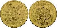 50 Pesos 1927, Mexiko, Centenario, vz+, Kr., kl.Randfehler  1650,00 EUR kostenloser Versand