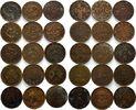 Lot 10 Cash(Wen) 1902-1920 China, Lot 16 Stück, 10 Cash Kaiserreich und... 69,00 EUR kostenloser Versand
