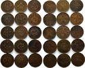 Lot 10 Cash(Wen) 1902-1920, China, Lot 15 Stück, Cent, Kaiserreich & Re... 59,00 EUR kostenloser Versand