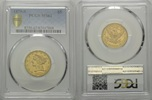 5 Dollars 1879 S, USA, Liberty Head, Half Eagle, PCGS MS-62  995,00 EUR kostenloser Versand
