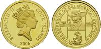 10 Dollars Gold 2006, Cook Inseln, 1/25 Unze, The Emperor of California... 64,00 EUR kostenloser Versand