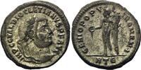 AE Follis (296-297), Röm. Reich, Diocletian, 284-305, ss+  98,00 EUR kostenloser Versand