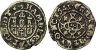Schilling 1641, Hamburg, Stadt, ss  32,00 EUR kostenloser Versand