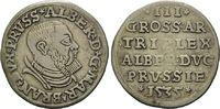 Dreigröscher 1535, Br.-Preussen, Albrecht, 1525-1569, ss  42,00 EUR kostenloser Versand