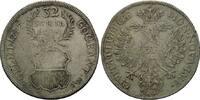 32 Schilling 1747 JJJ, Lübeck, Stadt, seltenes Jahr, ss  75,00 EUR kostenloser Versand