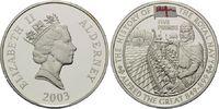 5 Pfund 2003, Alderney, Geschichte der Royal Navy, Alfred der Große, mi... 49,00 EUR kostenloser Versand