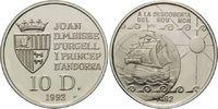 10 Diners 1992, Andorra, 500 Jahre Entdeckung Amerikas, Entdeckung der ... 28,00 EUR kostenloser Versand
