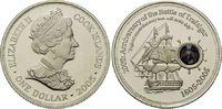 1 Dollar 2005, Cook Inseln, Geschichte der Seefahrt, 200 Jahre Seeschla... 29,00 EUR kostenloser Versand