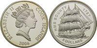5 Dollars 2006, Cook Inseln, Geschichte der Seefahrt, Segelschiff HMS B... 29,00 EUR kostenloser Versand