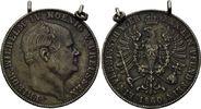 Taler 1860, Preussen, Friedrich Wilhelm IV., 1840-1861, dunkle Pat., ge... 32,00 EUR kostenloser Versand