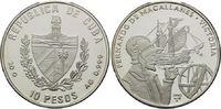 10 Pesos 2003, Kuba, Geschichte der Seefahrt - Fernando de Magelan - Se... 39,00 EUR kostenloser Versand