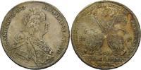 Taler 1757 MF, Nürnberg, Reichsstadt, ss  185,00 EUR kostenloser Versand