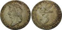 2/3 Taler 1826 C, Hannover, Georg IV., 1820-1830, Einhieb, ss  55,00 EUR kostenloser Versand